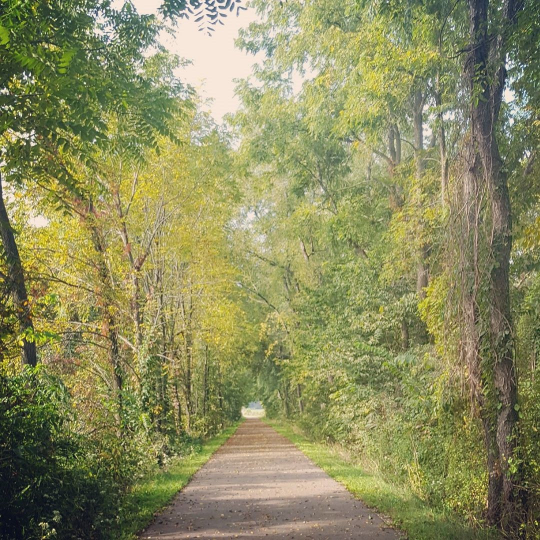 Bike Trails In Ohio Map.Heart Of Ohio Bike Trail Knox County Park District